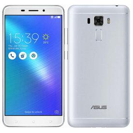 ASUS ZenFone3 Laser ZC551KL-SL32S4 Silver【RAM4GB/ROM32GB/mineo版SIMフリー】 ASUS 当社3ヶ月間保証 中古 【 中古スマホとタブレット販売のイオシス 】