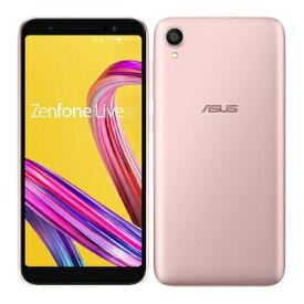 ZenFone Live L1 ローズピンク ZA550KL-PK16【mineo版 SIMフリー】 ASUS 当社3ヶ月間保証 中古 【 中古スマホとタブレット販売のイオシス 】