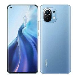 Xiaomi Mi11 5G Horizon Blue【RAM8GB/ROM256GB 海外版SIMフリー】 Xiaomi (小米) 当社6ヶ月保証 未使用 【 中古スマホとタブレット販売のイオシス 】