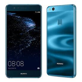 Huawei P10 lite WAS-LX2J Sapphire Blue【mineo版 SIMフリー】 Huawei 当社3ヶ月間保証 中古 【 中古スマホとタブレット販売のイオシス 】