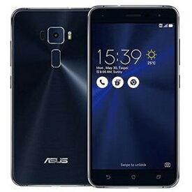 ASUS ZenFone3 5.5 Dual SIM ZE552KL Sapphire Black 【64GB 国内版SIMフリー】 ASUS 当社3ヶ月間保証 中古 【 中古スマホとタブレット販売のイオシス 】