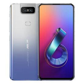 ASUS Zenfone6(2019) Dual-SIM ZS630KL-SL128S6 【6GB 128GB SILVER mineo版 SIMフリー】 ASUS 当社3ヶ月間保証 中古 【 中古スマホとタブレット販売のイオシス 】