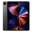 【第5世代】iPad Pro 12.9インチ Wi-Fi+Cellular 128GB スペースグレイ MHR43J/A A2461【国内版SIMフリー】 Apple 当…