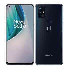 OnePlus Nord N10 5G BE2029 Dual-SIM Midnight Ice【RAM6GB ROM128GB/海外版SIMフリー】 OnePlus 当社3ヶ月間保証 中古 【 中古スマホとタブレット販売のイオシス 】