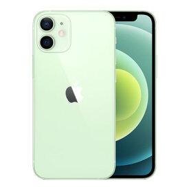 【SIMロック解除済】【ネットワーク利用制限▲】SoftBank iPhone12 mini A2398 (MGDW3J/A) 256GB グリーン Apple 当社3ヶ月間保証 中古 【 中古スマホとタブレット販売のイオシス 】