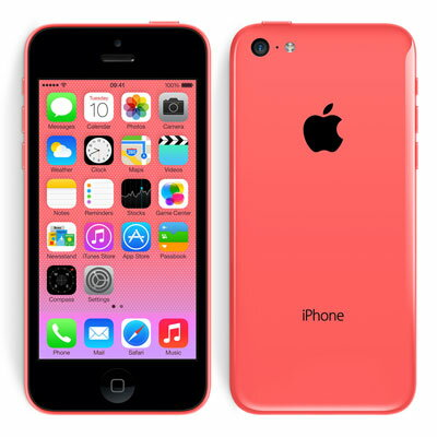 白ロム SoftBank 未使用 iPhone5c 32GB [MF153J/A] Pink【当社6ヶ月保証】 スマホ 中古 本体 送料無料【中古】 【 中古スマホとタブレット販売のイオシス 】