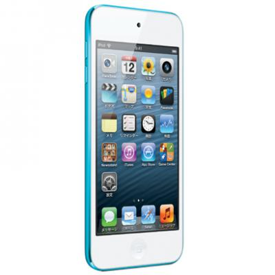 【送料無料】当社1ヶ月間保証[中古Bランク]■Apple 【第5世代】iPod touch 64GB MD718J/A ブルー中古【中古】 【 中古スマホとタブレット販売のイオシス 】