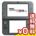 【送料無料】当社1ヶ月間保証[未使用品]■Nintendo New NINTENDO 3DS LL [メタリックブラック]中古【中古】 【 パソコ…