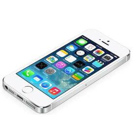 au iPhone5s 32GB ME336J/A シルバー Apple 当社3ヶ月間保証 中古 【 中古スマホとタブレット販売のイオシス 】