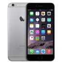 白ロム docomo iPhone6 Plus 16GB A1524 (MGA82J/A) スペースグレイ[中古Aランク]【当社1ヶ月間保証】 スマホ 中古 本体 送料無料【中古】 【 パソコン&白ロ