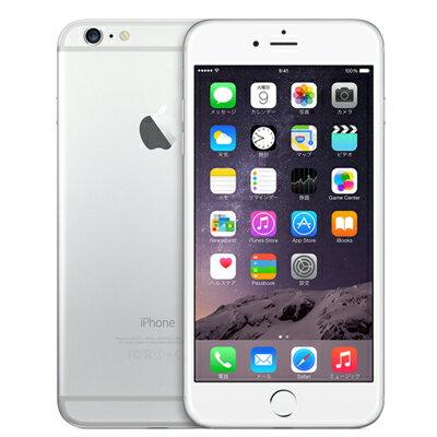 白ロム docomo 未使用 iPhone6 Plus 16GB A1524 (MGA92J/A) シルバー【当社6ヶ月保証】 スマホ 中古 本体 送料無料【中古】 【 中古スマホとタブレット販売のイオシス 】