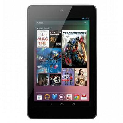 Google Nexus 7 Black 32GB (2012) Wi-Fiモデル[中古Cランク]【当社3ヶ月間保証】 タブレット 中古 本体 送料無料【中古】 【 中古スマホとタブレット販売のイオシス 】