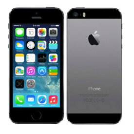 白ロム SoftBank iPhone5s 32GB ME335J/A スペースグレイ[中古Aランク]【当社3ヶ月間保証】 スマホ 中古 本体 送料無料【中古】 【 中古スマホとタブレット販売のイオシス 】