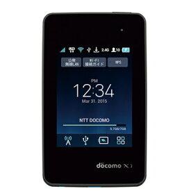 白ロム Wi-Fi STATION L-01G Black[中古Cランク]【当社3ヶ月間保証】 モバイルルーター docomo 中古 本体 送料無料【中古】 【 中古スマホとタブレット販売のイオシス 】