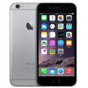 白ロム docomo iPhone6 16GB A1586 (MG472J/A) スペースグレイ[中古Cランク]【当社3ヶ月間保証】 スマホ 中古 本体 送…