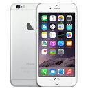 白ロム docomo iPhone6 16GB A1586 (MG482J/A) シルバー[中古Aランク]【当社1ヶ月間保証】 スマホ 中古 本体 送料無料【中古】 【 パソコン&白ロムのイオシス 】