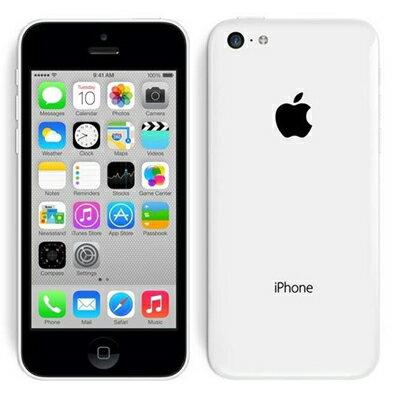 白ロム au iPhone5c 32GB (MF149J/A) White[中古Cランク]【当社1ヶ月間保証】 スマホ 中古 本体 送料無料【中古】 【 中古スマホとタブレット販売のイオシス 】