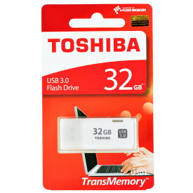 東芝製・高速32GB【USBメモリTHN-U301W0320A4】USB3.0/2.0両対応