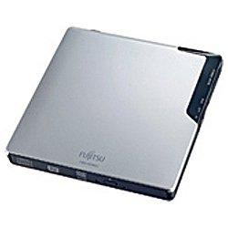 【中古】美品 富士通 スーパーマルチドライブユニット FMV-NSM53(USB2.0一発接続)USB外付バスパワーDVD-RAM±RW DVDスーパーマルチDLドライブ本体に接続するコード付[配送無料]