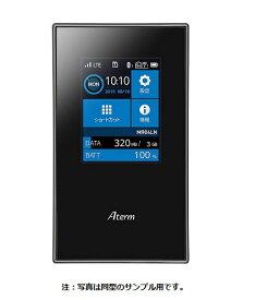 【中古】優良品 SIMフリー NEC Aterm MR04LN WiFiルーター LTE対応モバイルルーター(デュアルSIM対応/microSIM ) PA-MR04LN3B[高速・快適モバイルルータ]純正ACアダプター・ケーブル・バッテリ標準付属