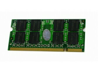 新品バルク 相性仕様RAM/ONKYO/SOTECミニノート用交換メモリー動作可能2GBメモリDDR2-667 PC2-5300 200Pin SO-DIMM