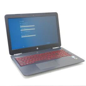 【中古 Bランク】OMEN by HP 15-ax021TX スタンダードモデル 第6世代 i7(6700HQ)2.6GHz 8GB HDD1TB 15.6インチ(1920×1080)GTX 960M Win10Home
