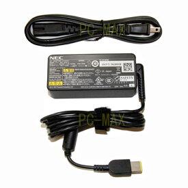 純正部品 NEC PC-VP-BP98 20V 2.25A ACアダプター 中古【動作保証】【ネコポス発送】