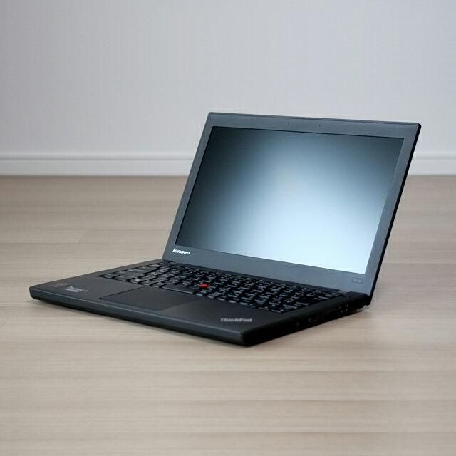 レノボ Lenovo ThinkPad X240 【第四世代Core i5 4GBメモリ SSD256GB搭載 無線、USB3.0、正規版Office付き】中古ノートパソコン Windows10 Pro 64bit 中古パソコン Win10 モバイルパソコン ウルトラPC