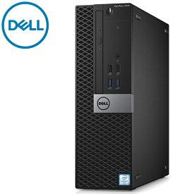 DELL OptiPlex 3040SFF 第六世代Core i3-6100 3.70GHz 8GBメモリ 新品SSD256GB USB3.0 HDMI DisplayPort 正規版Office付き 中古デスクトップパソコン Windows10 中古パソコン デスクトップPC Win10 デル