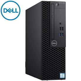 在宅勤務対応 DELL OptiPlex 3060SFF 第八世代Core i5-8400 8GBメモリ 新品SSD512GB USB3.0 光学ドライブ HDMI DisplayPort 正規版Office付き 中古デスクトップパソコン Windows10 中古パソコン デスクトップPC Win10 デル