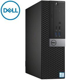 DELL OptiPlex 5040SFF 第六世代Core i7-6700 8GBメモリ 新品SSD512GB USB3.0 光学ドライブ HDMI DisplayPort 正規版Office付き 中古デスクトップパソコン Windows10 中古パソコン デスクトップPC Win10 デル