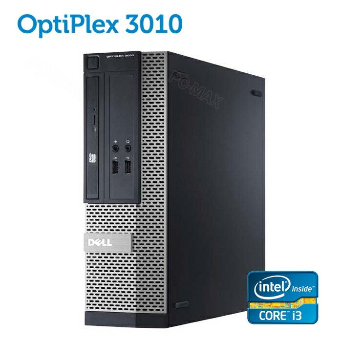 デル DELL OptiPlex 3010 SFF 【第三世代Core i3 4GBメモリー HDD:500GB HDMI 光学ドライブ 正規版Office付き】 中古デスクトップパソコン Windows10 中古パソコン Win10 デスクトップPC【あす楽】