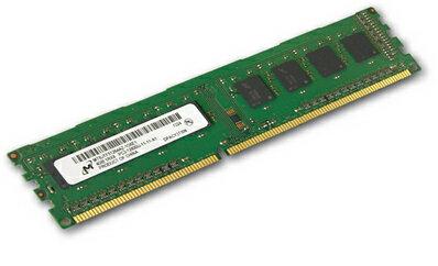 メモリー Micron 8GB 2Rx8 PC3-12800U 1224 NO-ECC デスクトップ用 代引き不可
