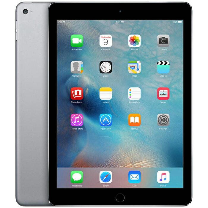 APPLE iPad Air 2 A1566 9.7インチ Retinaディスプレイ WI-FIモデル 16GB グレー 黒 中古タブレット 中古iPad アイパッドエアー2