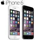 iPhone6 16GB 白ロム AU 4.7インチ 2色選べる Retina HDディスプレイ Touch ID 中古スマホ アップル APPLE 中古アイフォン 本体のみ