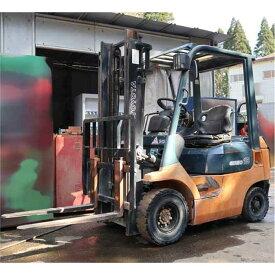【送料無料】フォークリフト トラック 7FG15 トヨタ 2002年 ガソリン 中古 【見学 千葉】【動産王】