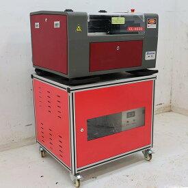 【送料無料】小型レーザー加工機 GL-4030 システムグラフィ 2013年 レーザーカッター 中古【現状渡し】【見学 千葉】【動産王】