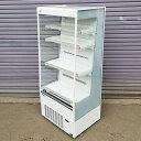 パナソニック 冷蔵ショーケース 冷蔵多段オープンショーケース SAR-245TVB 2015年製 【中古】