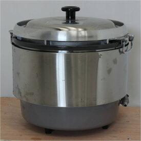 リンナイ ガス炊飯器 RR-30S 2019年製 都市ガス 【中古】