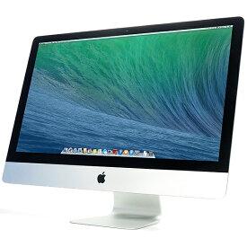 Apple iMac MK482J/A CTO (Retina 5K, 27-inch, Late 2015)【Core i7/32GB/3TB_Fusion Drive/R9 M395X】【中古】【中古Macintosh】【送料無料】(沖縄、離島を除く)