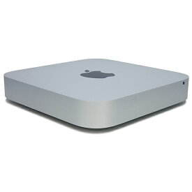 Apple Macmini MGEQ2J/A Late 2014 【Core i5/8GB/SSD256GB/Bt/WLAN】【Macintosh】【中古Macintosh】【送料無料】(沖縄、離島を除く)