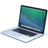 AppleMacBookProRetina15MGXA2J/AMid2014【Corei7/16GB/256GB/IntelIrisProGraphics】【中古】【中古Macintosh】【送料無料】(沖縄、離島を除く)