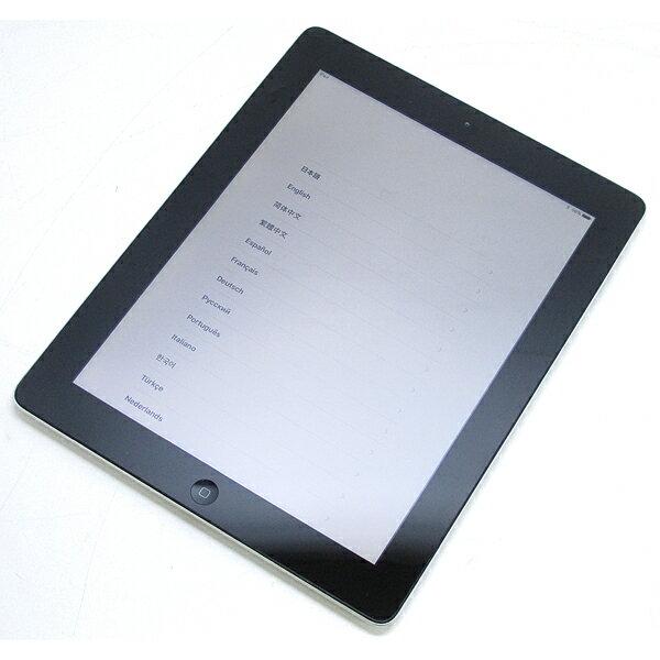 Apple iPad Retina 第3世代 Wi-Fi+Cellularモデル MD367J/A [BLACK]【中古】【タブレット】【送料無料】(沖縄県、離島除く)