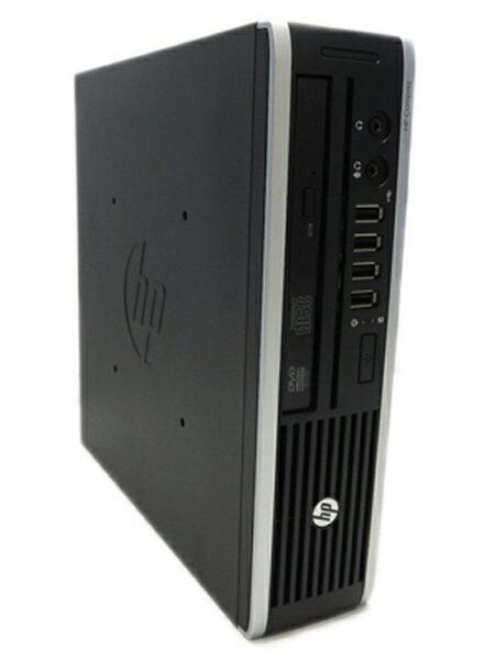 hp Compaq Elite 8300 USDT【Core i5-3470S/4GB/320GB】【Win10Pro-64bit】【中古】【送料無料】(沖縄・離島を除く)