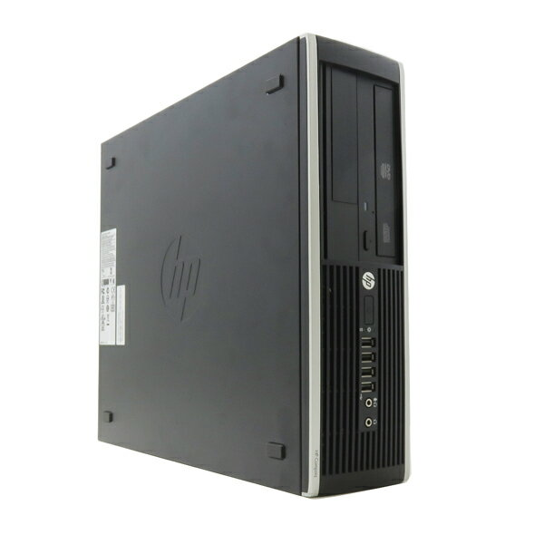 HEWLETT PACKARD HP Compaq 6200 Pro SFF【Core i3 2120(3.30GHz)/2GB/250GB/Windows7 32bit DtoD】【中古】