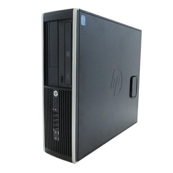 hp Compaq Pro 6300 SFF【Core i7-3770(4コア8スレッド 3.4GHz)/8GB/500GB/USB3.0】【Windows10Pro 64bit】【中古】【送料無料※沖縄・離島を除く】