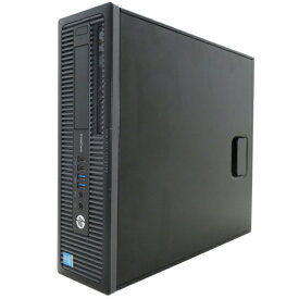 hp EliteDesk 800 G1 SFF【Core i7-4790/16GB/SSD128GB + HDD500GBFirePro/Win10-64bit】【中古】