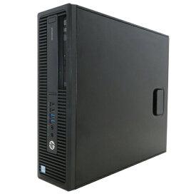 hp EliteDesk 800 G2 SFF【Core i7-6700/32GB/256GB(SSD)+500GB(HDD)Win10-64bit/DVDマルチ/Quadro P1000】【中古】【送料無料】