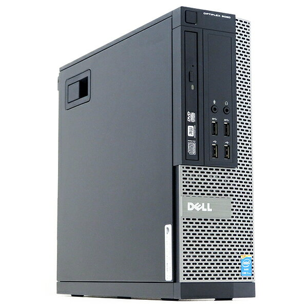 DELL OPTIPLEX 9020 SFF【Core i7-4770/16GB/SSD128GB + 320GBFirePro/Win10-64bit】【中古】【送料無料】(沖縄、離島を除く)