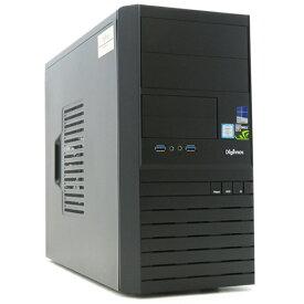 THIRDWAVE DIGINNOS MAGNATE XG【Core i7-6700/16GB/SSD240GB/Win10-64bit】【第6世代】【中古】【送料無料】(沖縄・離島を除く)